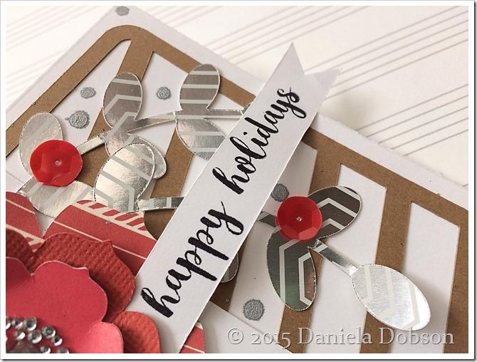Happy holidays close 2 by Daniela Dobson