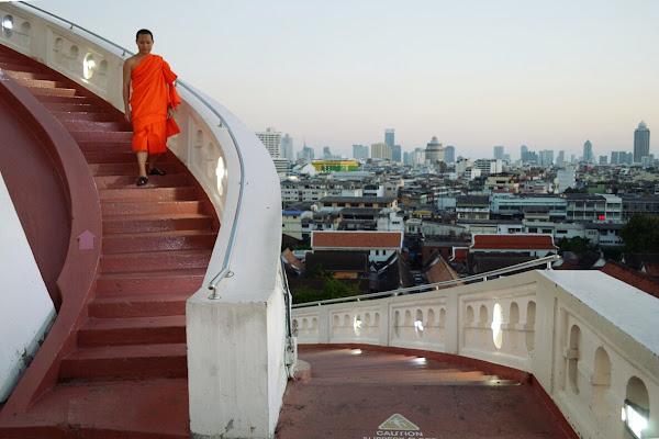 золотая гора храм бангкок