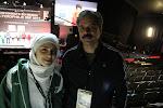 me and Iranian national team coach, Khansalar