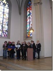 Rede in der Kirche Homburg 001
