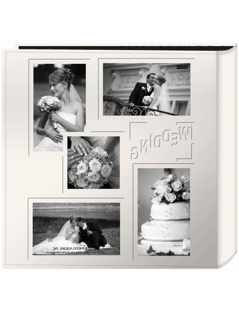 Wedding Sewn Leatherette Photo