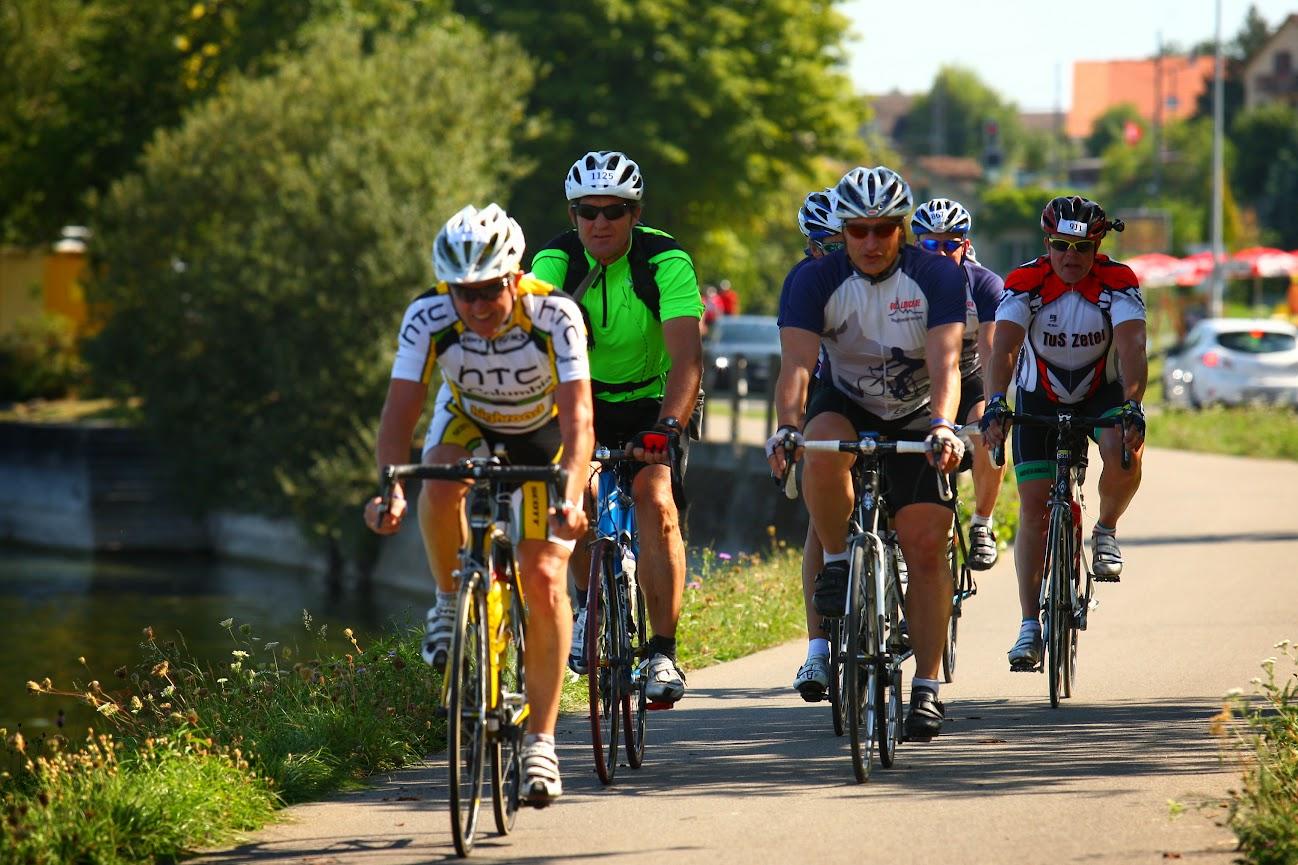Zum Bericht über den Radmarathon...
