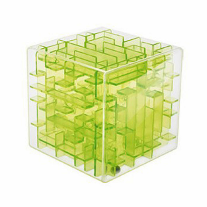 Brain Development Toys : D cube maze childhood educational toys for children