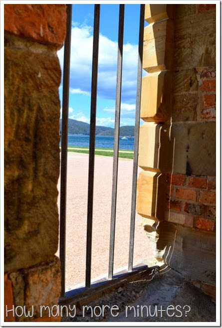 How Many More Minutes? ~ Port Arthur, part two