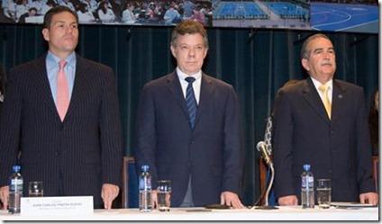 Pinzon, Santos y Herrera Berbel