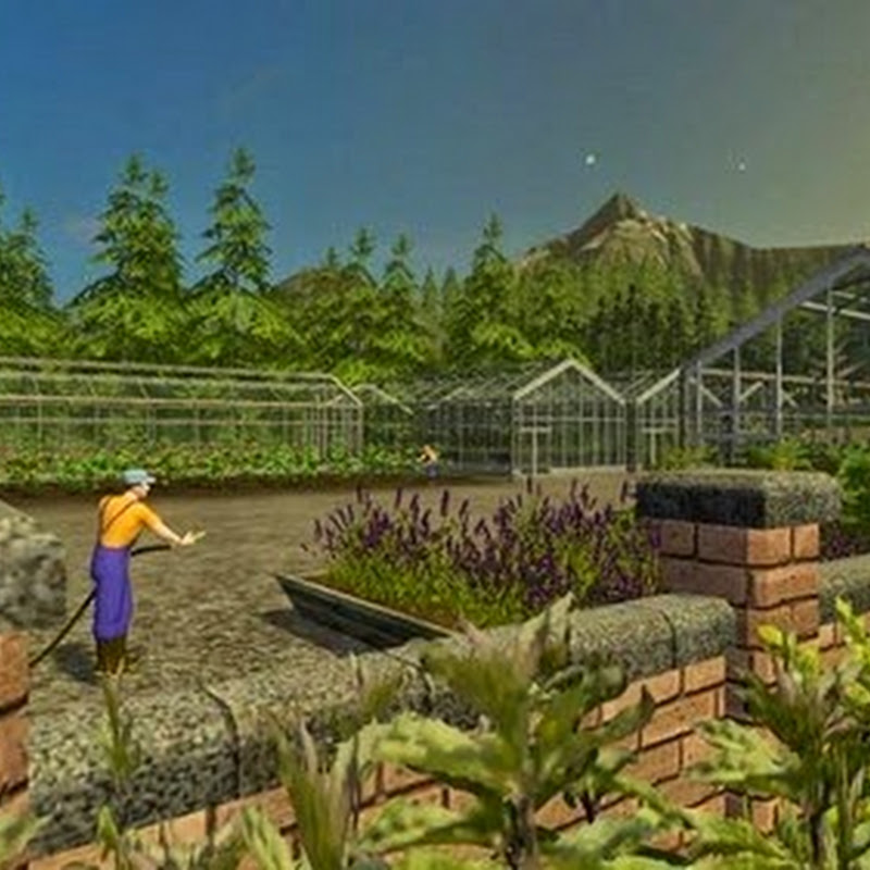 Farming simulator 2015 - Alpental Forest Extreme v 1.4 Beta