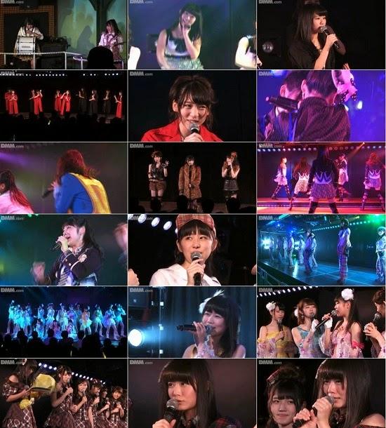 "(LIVE)(公演) AKB48 チーム4 ""アイドルの夜明け"" 高島祐利奈 卒業公演 141225 & 141227"