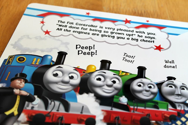 REVIEW & GIVEAWAY: Potty Training with Thomas & Friends | Quite ...