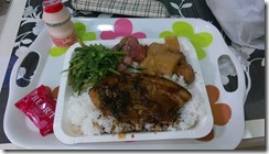梅干扣肉飯 IMAG1173