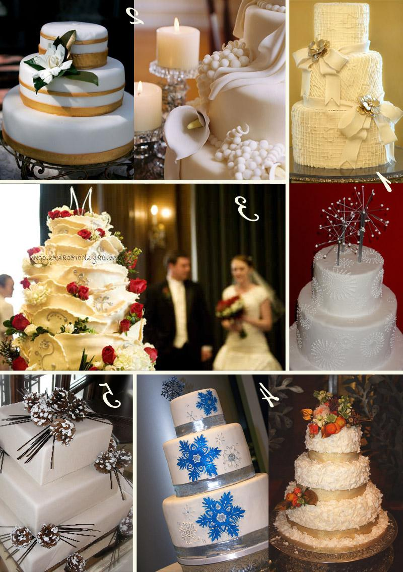 Ambrosia Wedding Cakes