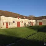 Site musée national de Port Royal des Champs : ferme des Granges