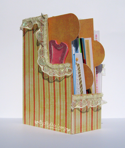 File folder - The Cutting Cafe - Ruthie Lopez 2