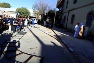 Fin de tournage du film »El Bayadh, la résistante»