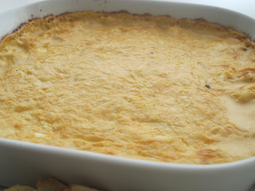 Hot Crab Dip, Mary Weiss