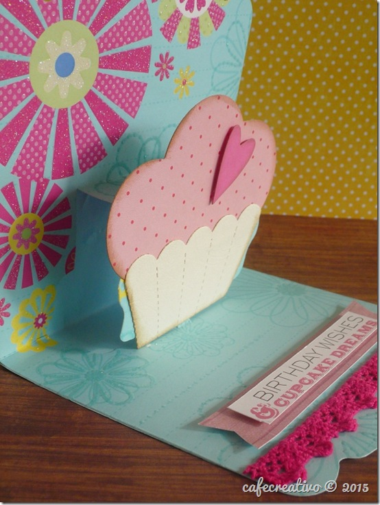 sizzix big shot plus - card pop up cupcake - Pop 'n Cuts (2)