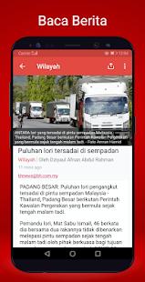 Berita Harian Mobile