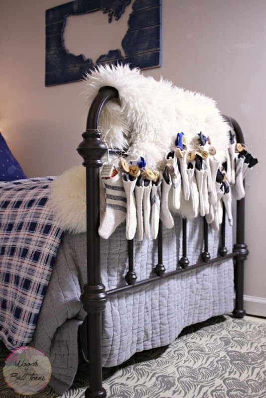 stocking-advent-calendar-handmade-diy-hallmark-grain-sack-antique-vintage-christmas-sock-4-683x1024