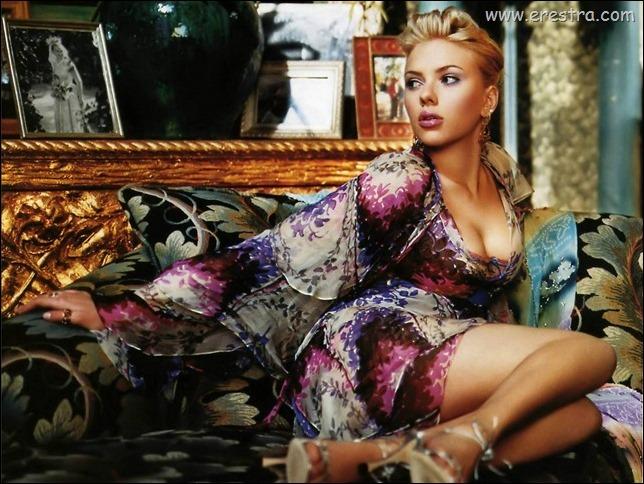Scarlett Johansson 15.