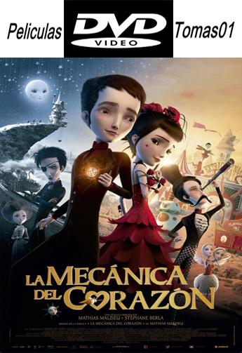 La Mecánica del Corazón (2014) DVDRip