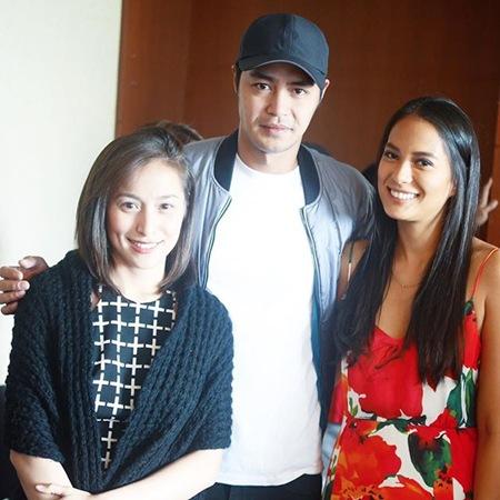 Cristine Reyes, Zanjoe Marudo, Isabel Daza
