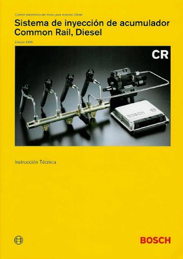 Sistema de inyección Diesel por acumulador Common Rail