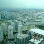 yokohama city in Yokohama, Tokyo, Japan