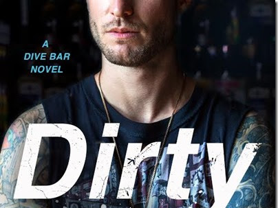 Cover Reveal: Dirty (Dive Bar #1) by Kylie Scott