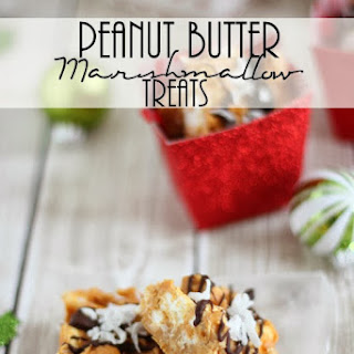 Peanut Butter Marshmallow Treats Recipes