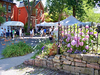 Arts Festival on Atkinson Street