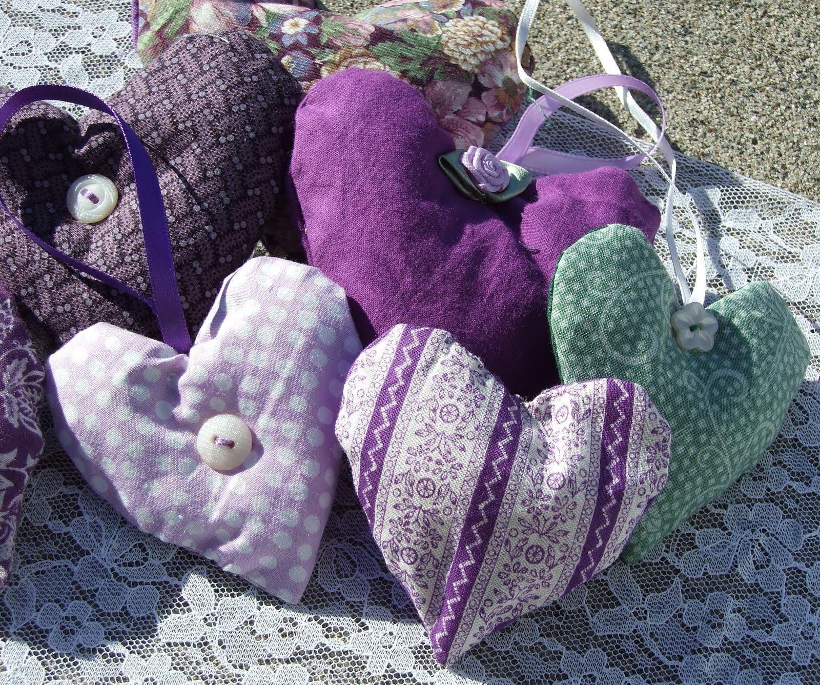 Handmade Tutorial: Lavender