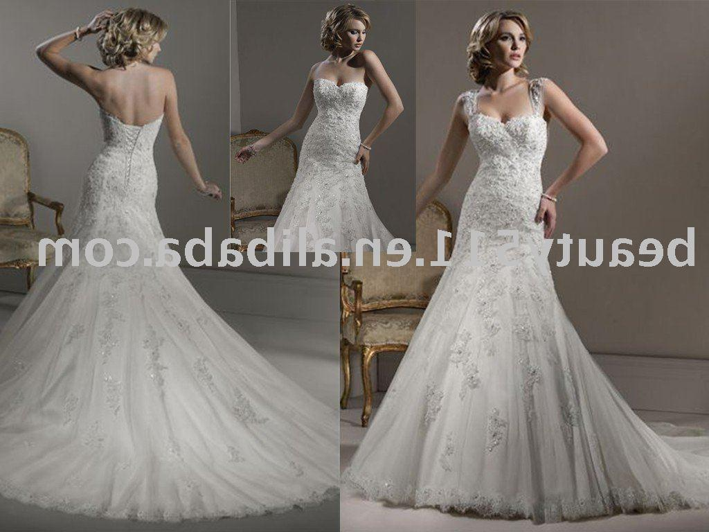 lace wedding dresses 2011