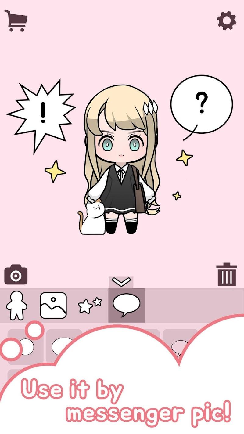 Unnie doll Screenshot 2