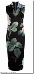 Ted Baker Distinguished Rose print dress
