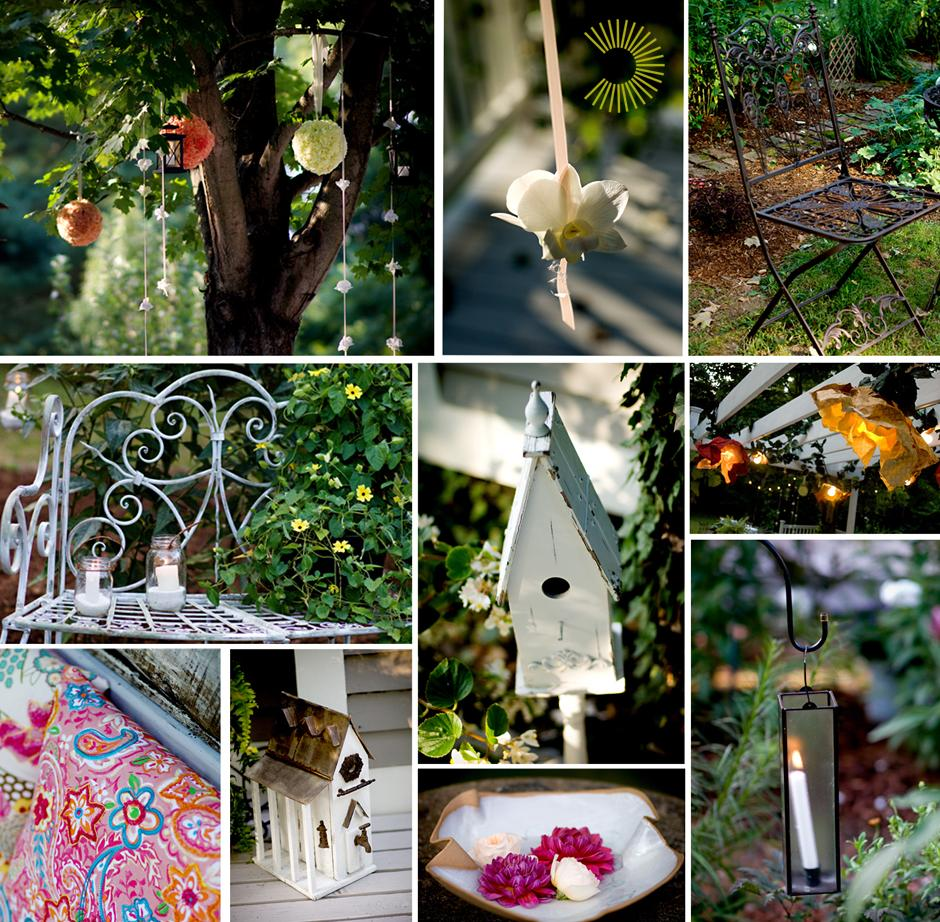 Country Backyard Wedding Ideas : Hadils blog country backyard wedding ideas