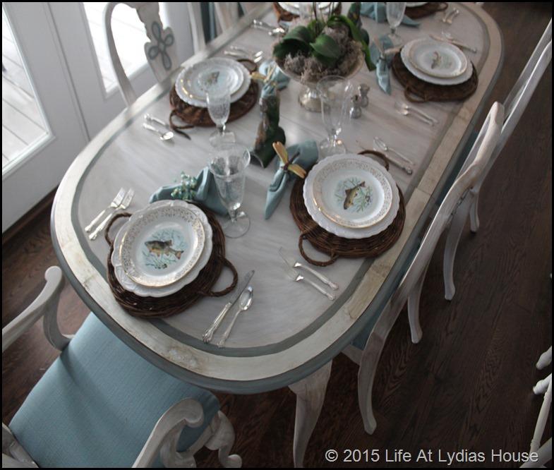 Limoges fish plates tabelscape 4