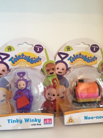 Teletubbies toys 2016 review