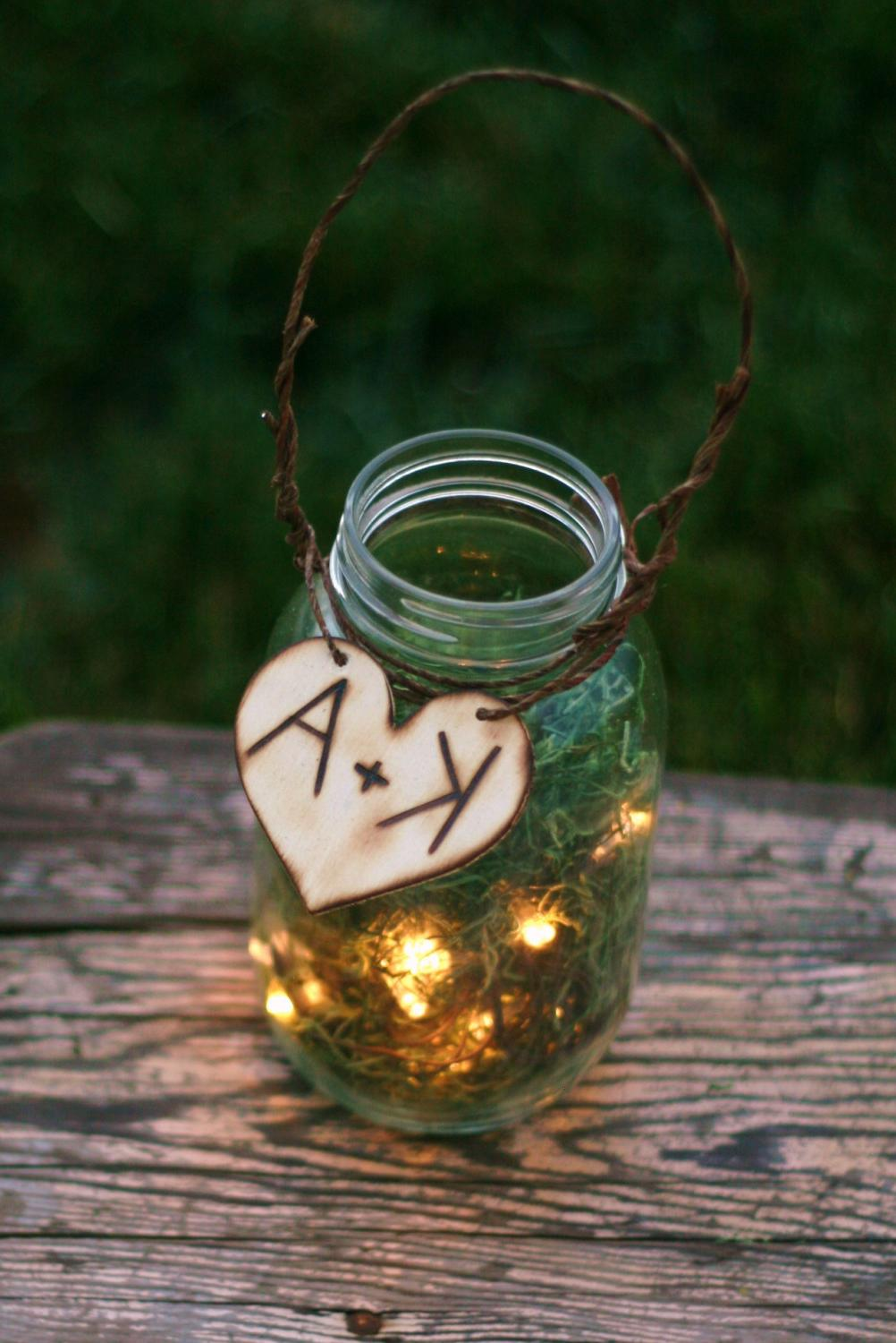 Rustic Wedding Decor Vintage