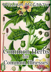 Cover of William McGrath's Book Common Herbs for Common Illnesses