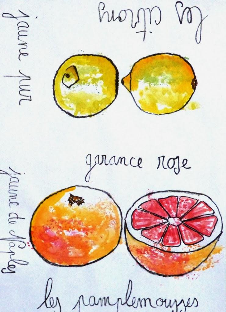 Dessin de fruits et l gumes colorier - Dessin de legumes ...