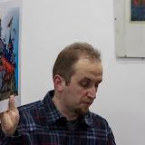 Žikišon 2015 - Vladica Milenković sa karikaturom Nikole Otaša