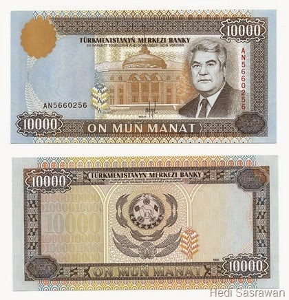 Mata uang Manat
