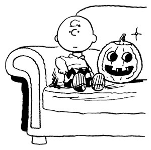 colorear charlie brown halloween   (2)_thumb