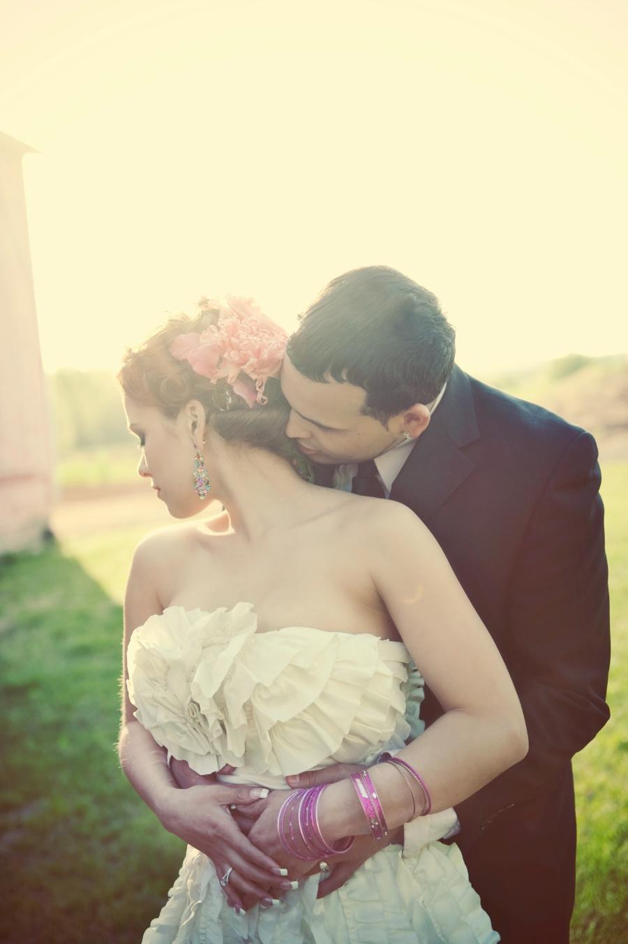 Wedding Arbor at Klamath River