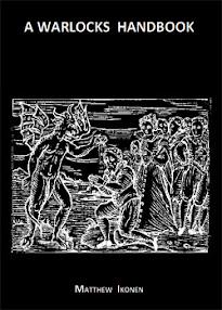 Cover of Matthew Ikonen's Book Warlocks Handbook Second Edition