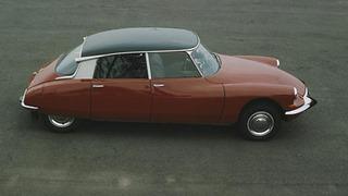 Citroen 1965 DS 21