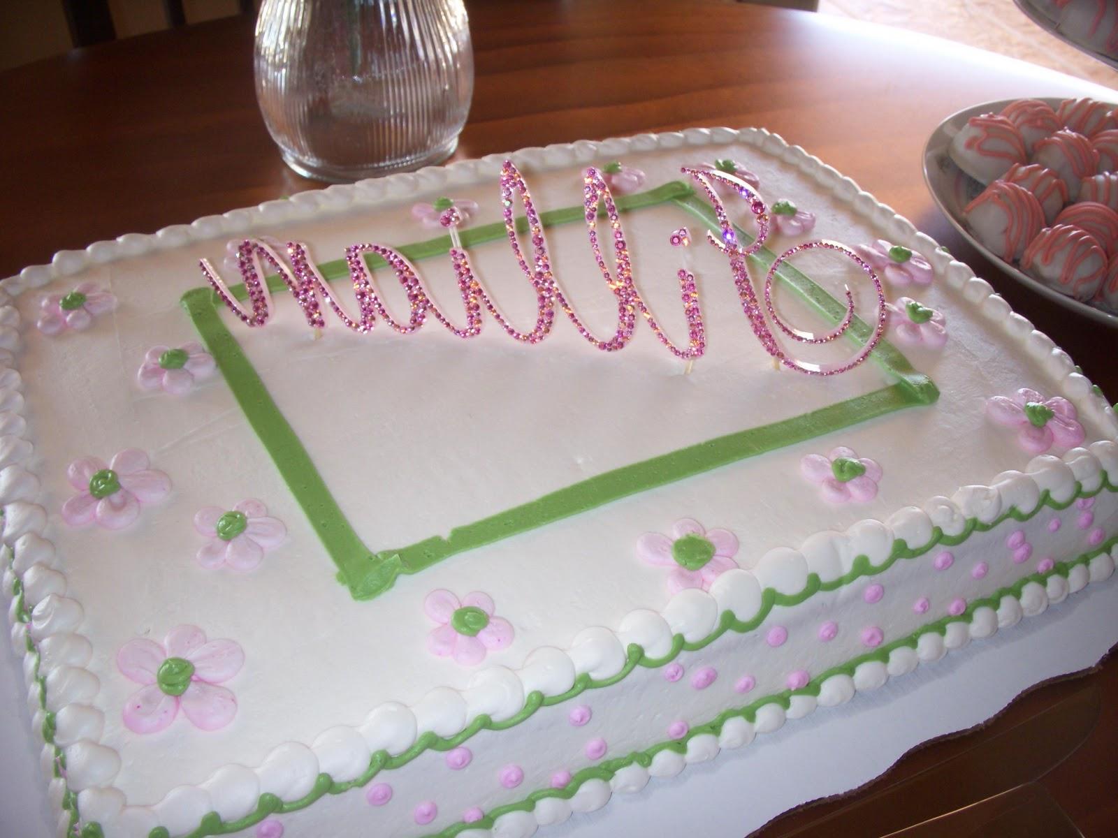 like most wedding cakes.