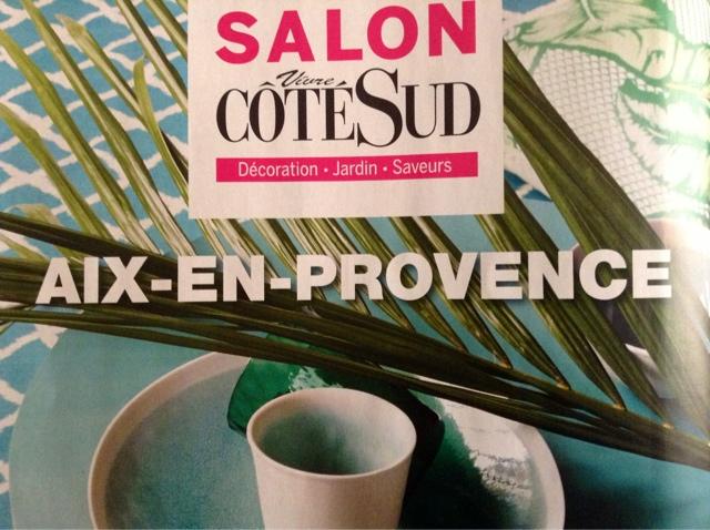 paris breakfasts: Cote Sud Salon Vivre - Aix en Provence