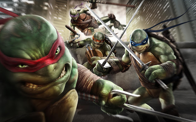 The Teenage Mutant Ninja Turtles: Out of the Shadows Trailer