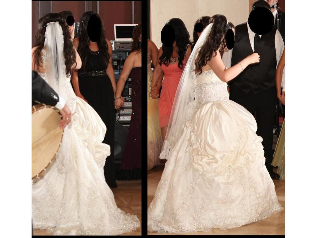 ballroom wedding dresses