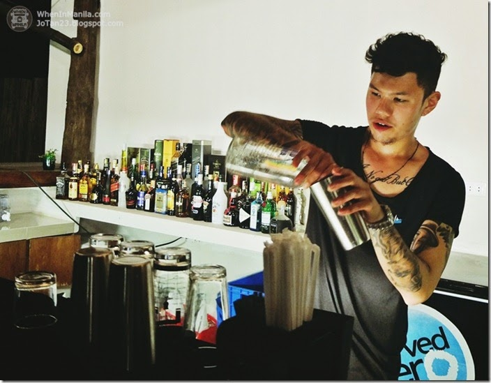 Fabio -john - bartender palawan